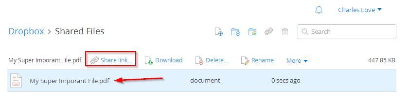 how to delete someone from dropbox